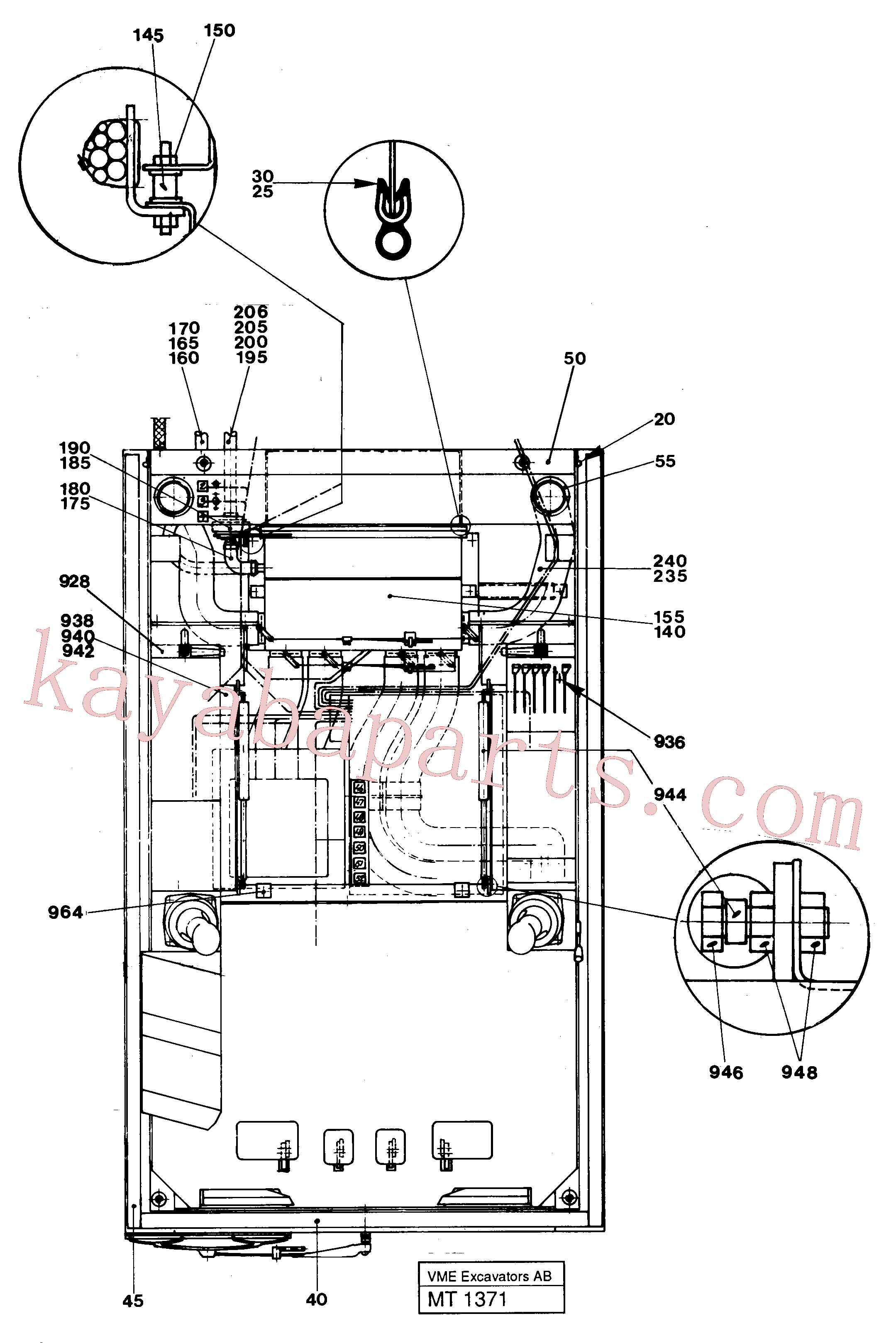 VOE14245652 for Volvo Driver's seat(MT1371 assembly)