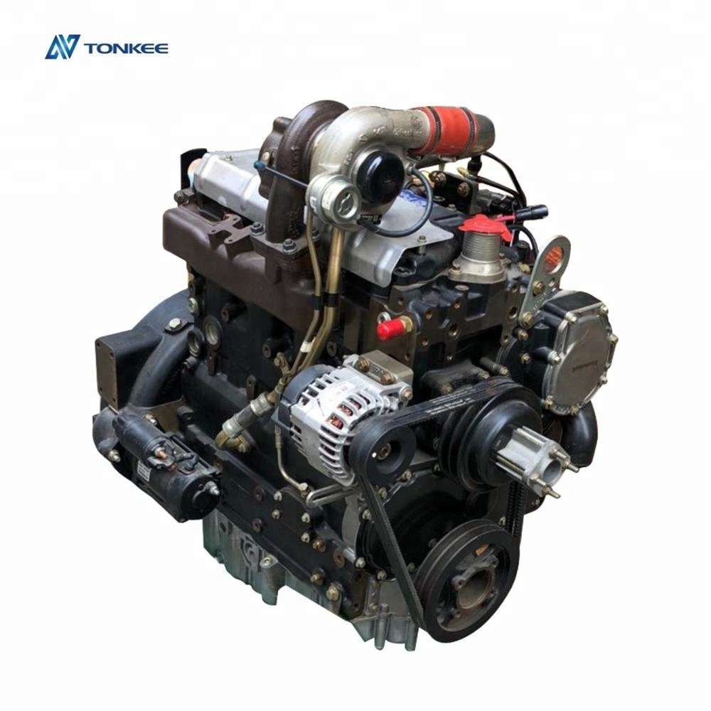 1104D-44T 74.5KW 2200RPM complete engine assy 1104D brand new engine assy4.jpg